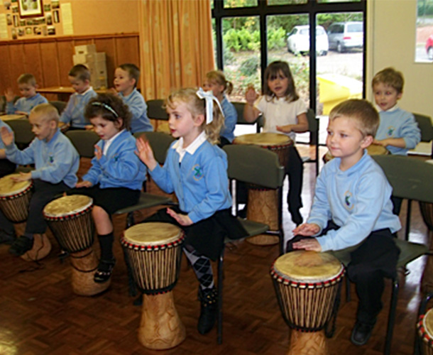 Music Club at Windmill Hill