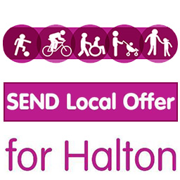 Halton Local Offer website