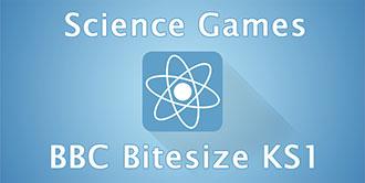 Go to the 'BBC Bitesize KS1 Science Games' website