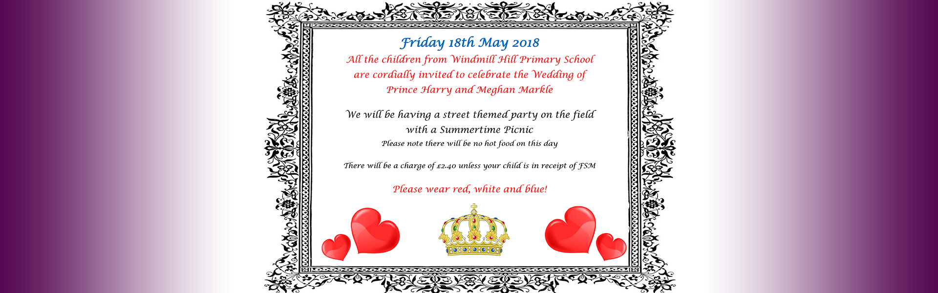 windmill-hill-school-royal-wedding-celebrations-1