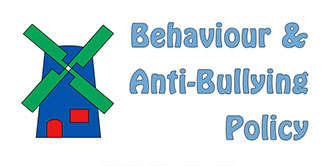 View our Behaviour Policy and Anti-Bullying Policies
