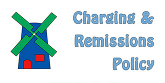 View our Charging and Remissions Policies