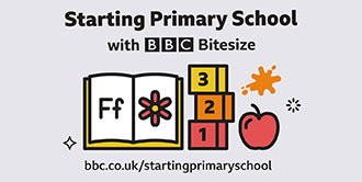 Go to the 'BBC Starting primary school page'