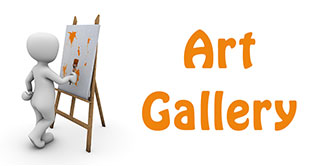 Go to the 'Art Gallery'