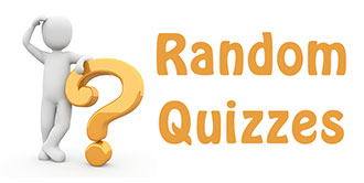 Go to the 'Random Quizzes'
