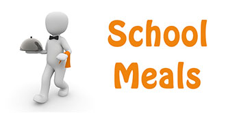 Go to the 'School Meals Page'