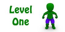 Go to the 'Level 1 Superhero Quiz'