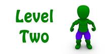 Go to the 'Level 2 Superhero Quiz'