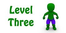 Go to the 'Level 3 Superhero Quiz'