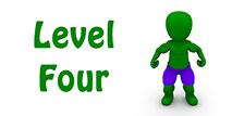 Go to the 'Level 4 Superhero Quiz'