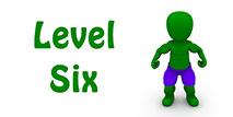 Go to the 'Level 6 Superhero Quiz'