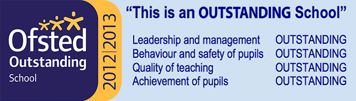 View our 2013 Ofsted Report